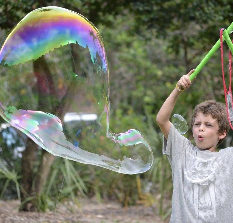 Wowmazing Giant Bubble Kit
