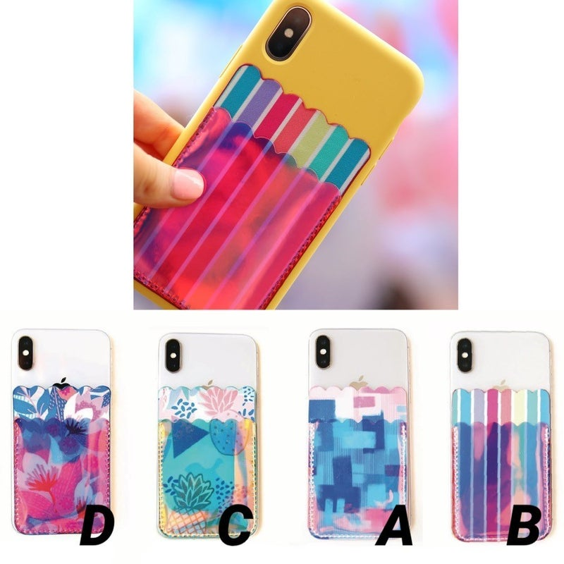 ATTACHABLE PHONE WALLETS