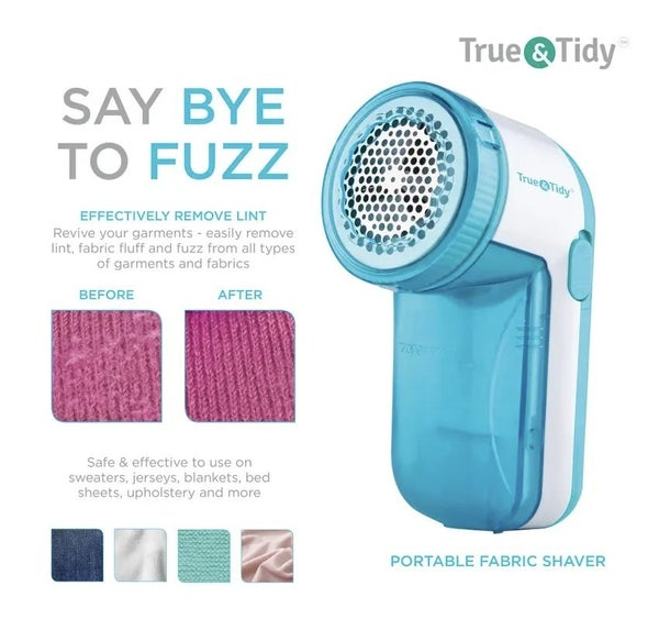 Portable Fabric Saver