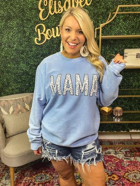 "The ""MAMA"" Sweater"
