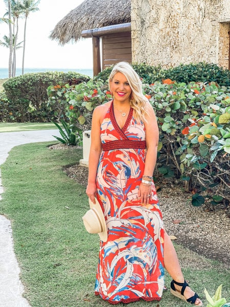 Tropical Perfection Dress