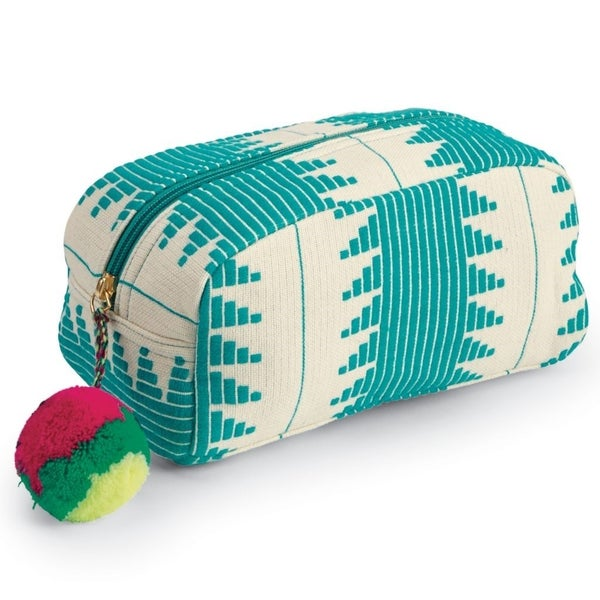 {AZTEC COSMETIC CASE} *Final Sale*