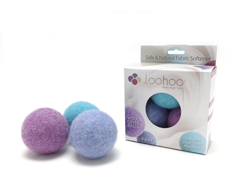LooHoos Wool Dryer Balls
