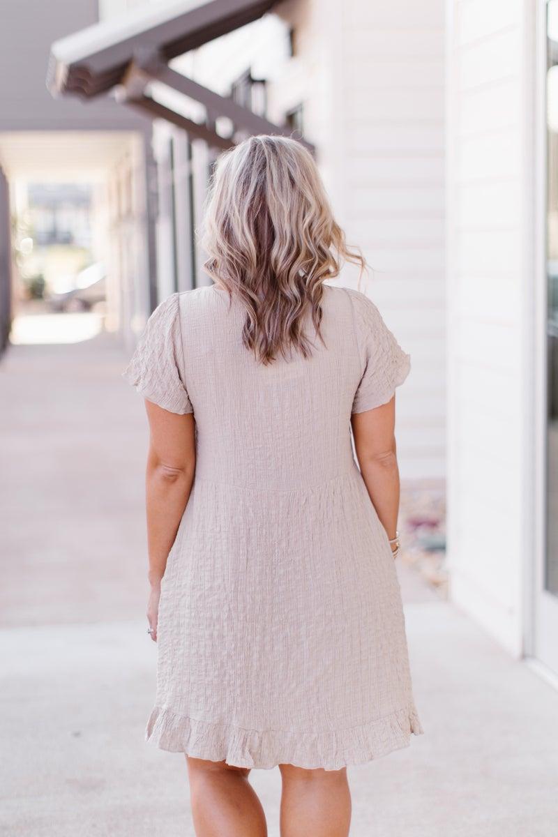 Take A Walk Dress