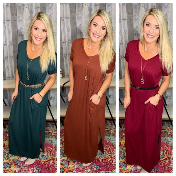 {DEAL OF THE DAY- LIVING ON LOVE  MAXI}