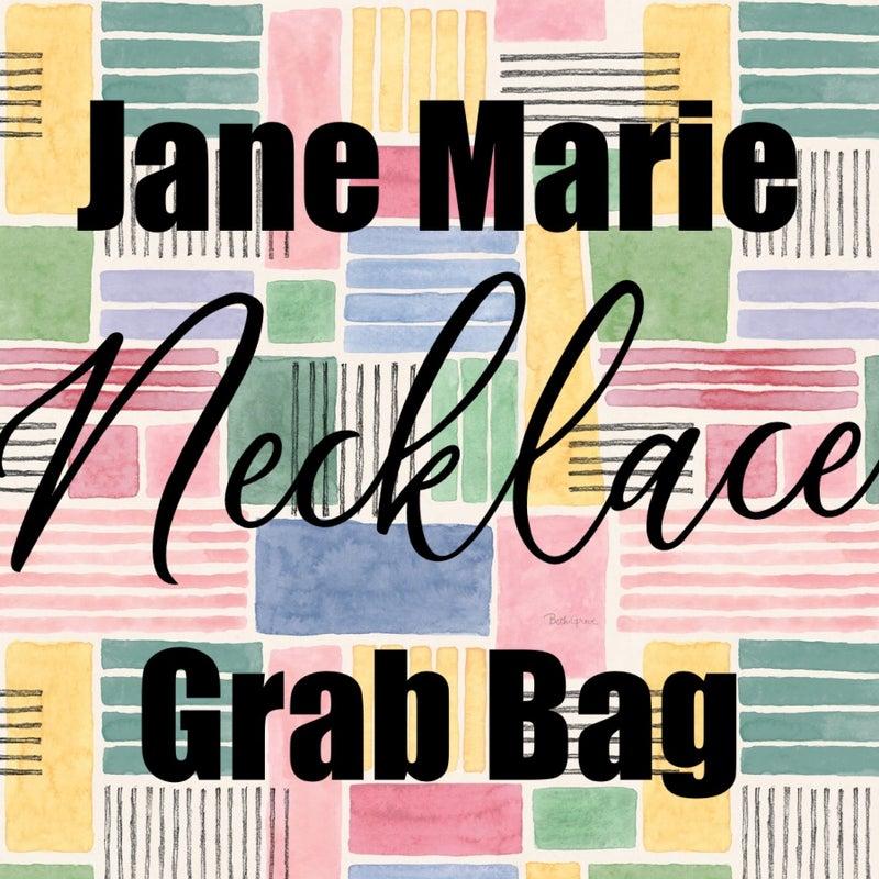 Grab Bag Necklaces