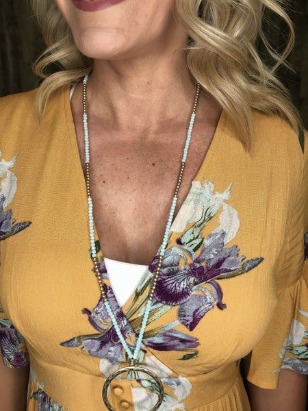 {GOING PLACES NECKLACE}