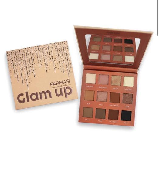 Farmasi - Glam Up Eyeshadow Pallet