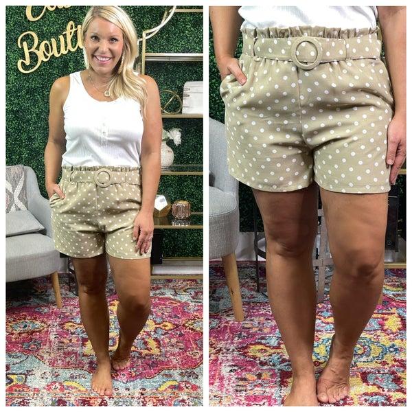 Pretty Women Shorts *Final Sale*