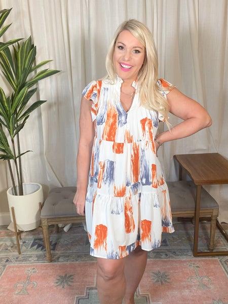 The Aubie Dress