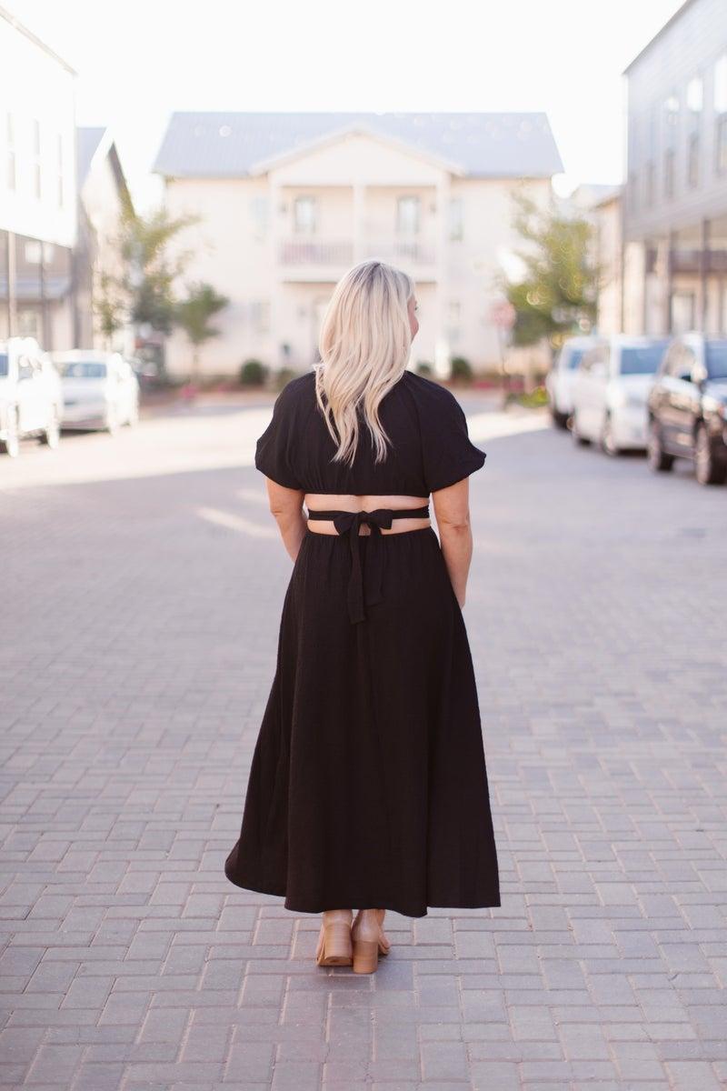 Feeling Free Dress