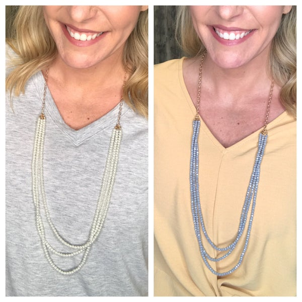 {GORGEOUS GIRL NECKLACE}