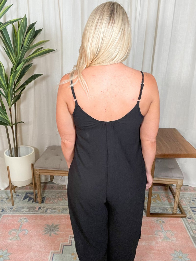 Here For Now Jumpsuit