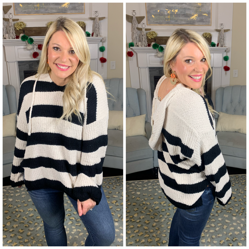 STAND BY ME SWEATER *Final Sale*
