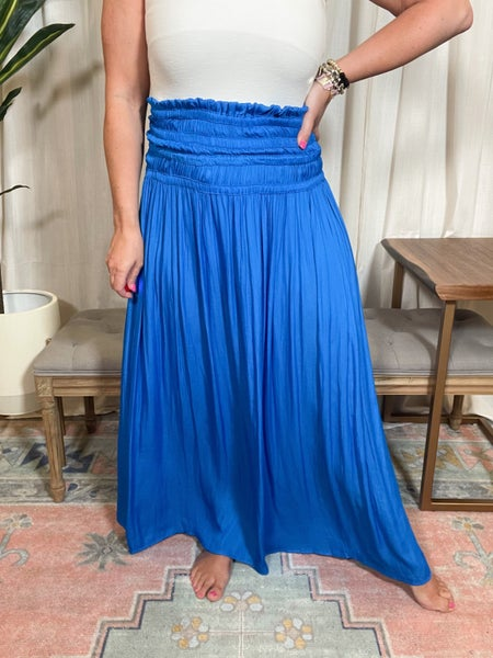Thinking Of You Maxi Dress/Skirt