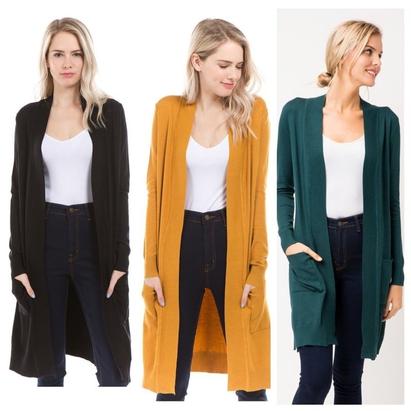 DEAL OF THE DAY- LOVE TO LAYER CARDI