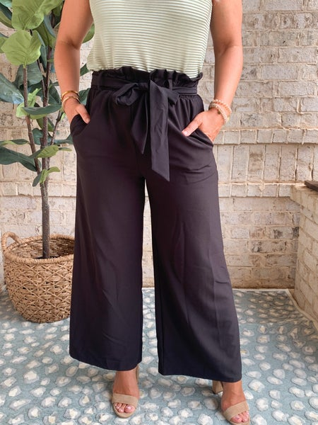 {PAPER BAG TROUSERS} *Final Sale*