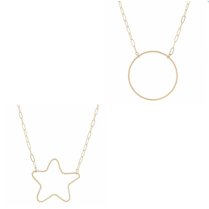 She's a Star Necklace