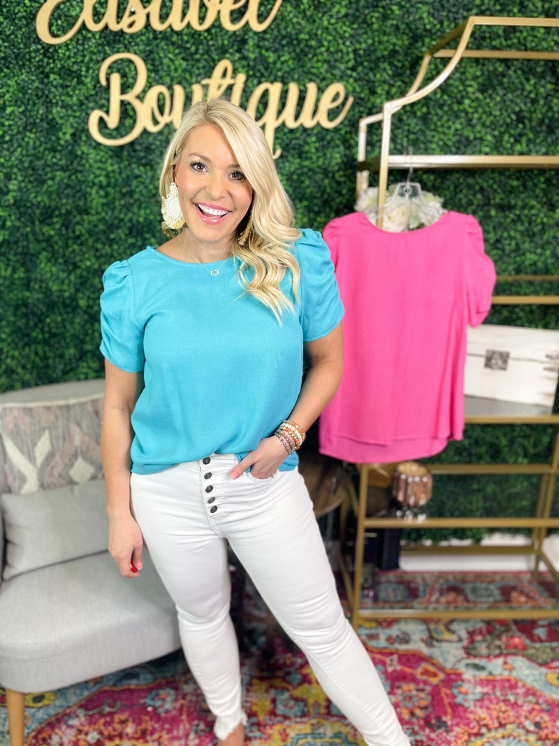 Playfully Perfect Top *Final Sale*