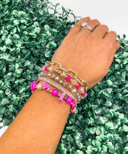 Give Me Love Bracelet Set