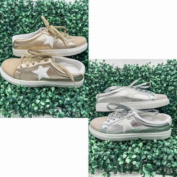 Summer Slide On Tennis Shoes