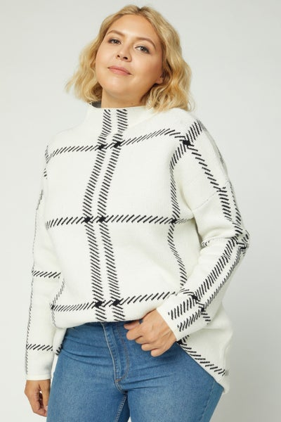 CLASS ACT SWEATER