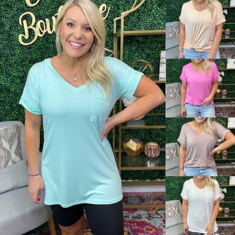 All Day Every Day Top *Final Sale*