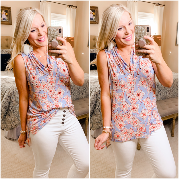 {PERFECT PAIRING TOP}