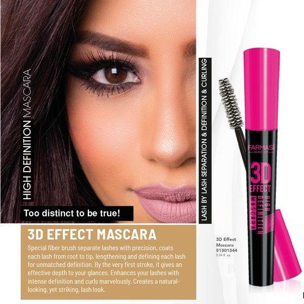 Farmasi - 3D Effect Mascara *Final Sale*