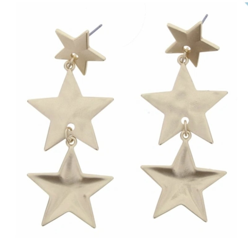 The Lily Drop Earrings