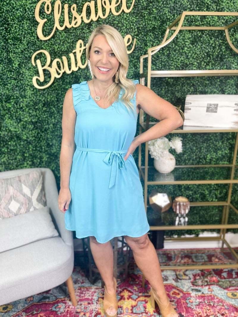 Beautifully Bold Dress