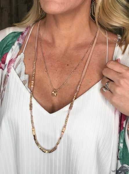 {PERFECT STRAND NECKLACE}