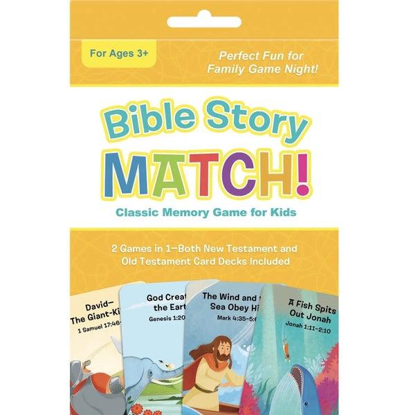 Bible Story Match