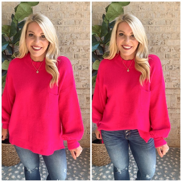 {BOLDY BEAUTIFUL SWEATER} *Final Sale*