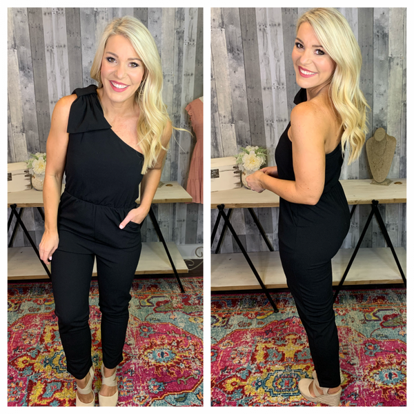{FOREVER YOURS JUMPSUIT}