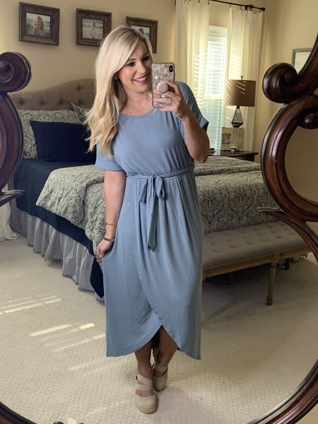 {DEAL OF THE DAY-TULIP DRESS}