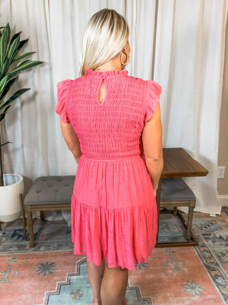 Playing For Keeps Dress