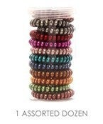 Spiral Hairties (12)