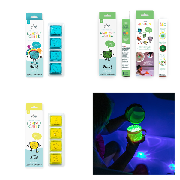 Glo Water Cubes