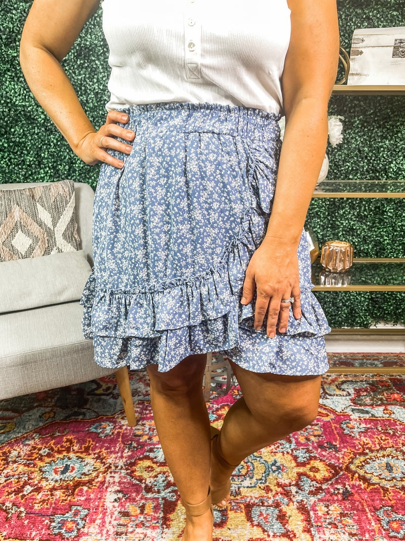 Night Fall Skirt