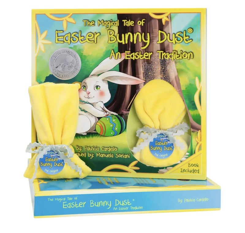 The Magical Tale Of Easter -Bunny Dust- An Easter Tradition