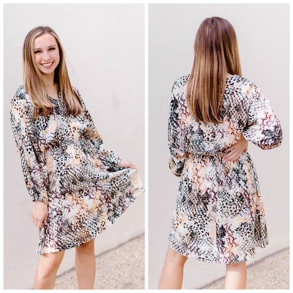 THE BEST DAY EVER DRESS *Final Sale*