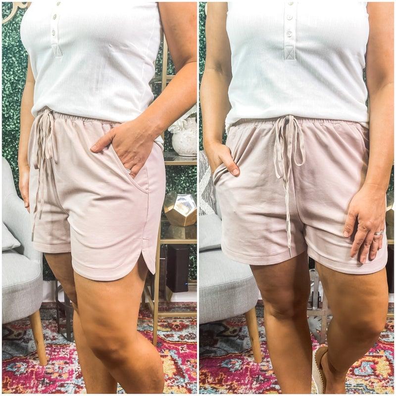 Comfy Cozy Shorts *Final Sale*