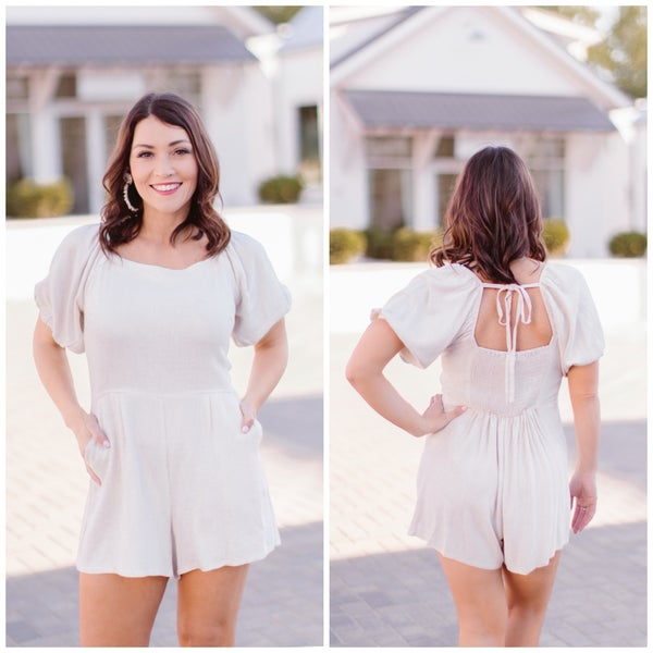 The Lily Romper *Final Sale*