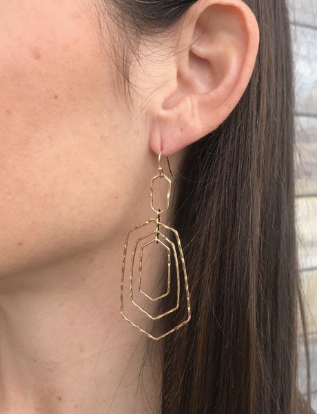 {BALANCING ACT EARRINGS}
