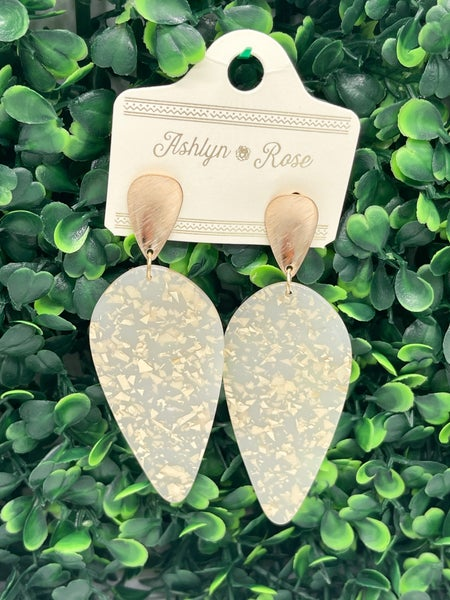 Drop Of Perfection Earrings