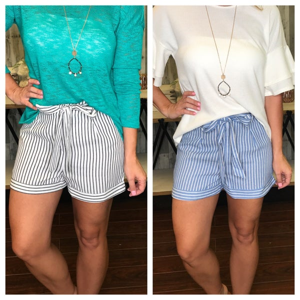 {FREEDOM RINGS SHORTS} *Final Sale*