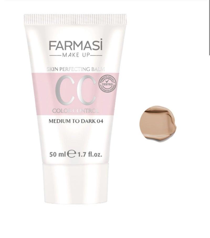 Farmasi - CC Cream Medium to Dark