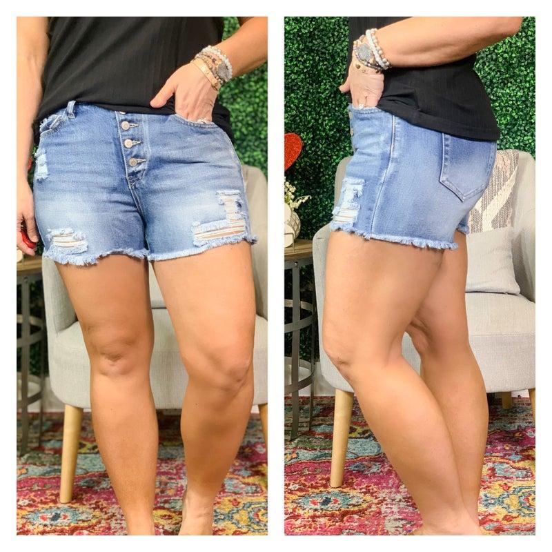 Our Dreamy YMI Shorts