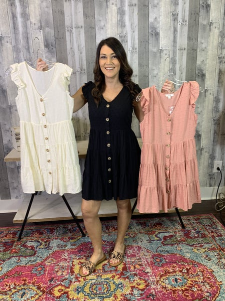 {DEAL OF THE DAY- TAKE A TWIRL DRESS}